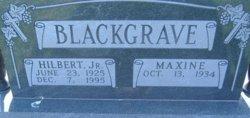 Maxine <i>Siebe</i> Blackgrave