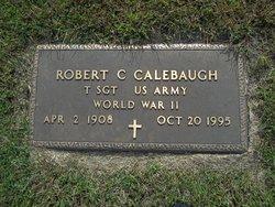 Robert Christy Calebaugh