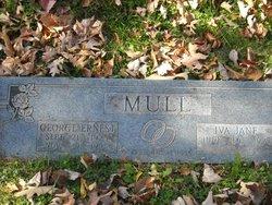 George Ernest Mull