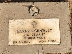 PFC Jonas Brewton Crawley