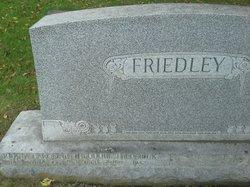 Augusta Caroline <i>Forkel</i> Friedley