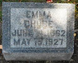 Mrs Emma Chuse