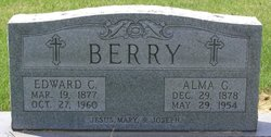 Alma G Berry