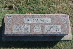 Dimple G Adams