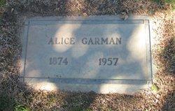 Alice Garman