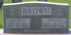Anna C Brown