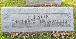 Laura Kathryn <i>Holsinger</i> Filson