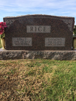 Raymond Rice