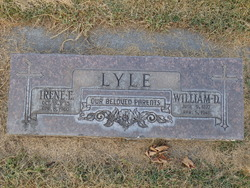 Irene Edith Lyle