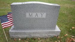 PFC Harold M May