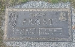 Donald A. Frost