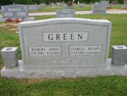 Robert J Bob Green