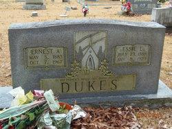 Essie L. <i>Tanner</i> Dukes