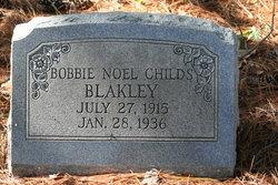 Bobbie Noel <i>Childs</i> Blakeley