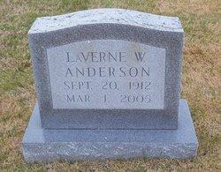 Laverne W Anderson