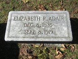 Elizabeth Ruth <i>Thomas</i> Adair