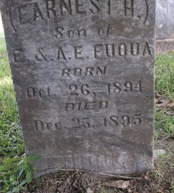 Earnest H. Fuqua