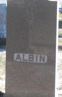 Ella Matilda <i>Atkinson</i> Albin
