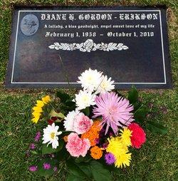 Diane Heather <i>Gordon</i> Erikson