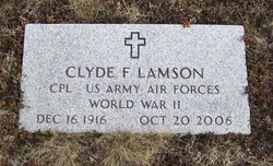 Clyde Fisher Lamson