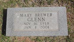 Mary <i>Brewer</i> Glenn