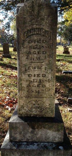 Lewie I. Marchant