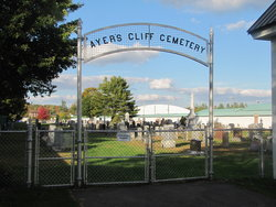 Ayer's Cliff Cemetery