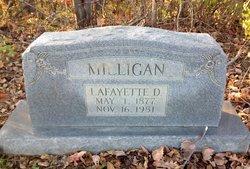 Lafayette D Milligan
