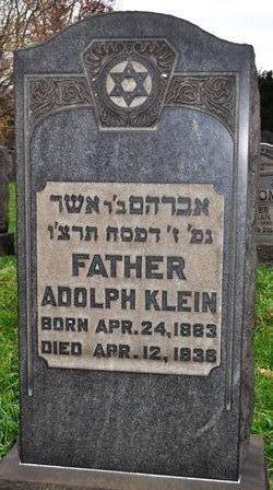 Adolph Klein