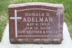 Donald Dean Adelman