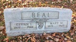 Mary Margaret <i>Milligan</i> Beal