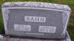 Charles Roy Bahn