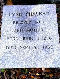 Lynn Linnie <i>Marks</i> Haas Shaskan