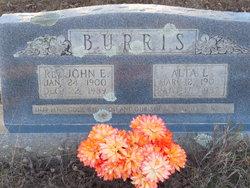 Alta Leur <i>Gregory</i> Burris