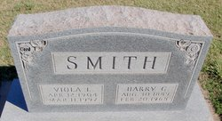 Harry C. Smith