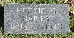 Hattie C. Bailey