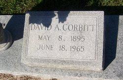 David A. Corbitt