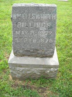 William Ellsworth Billings