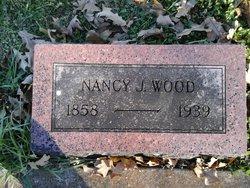 Nancy Jane <i>Hudson</i> Wood