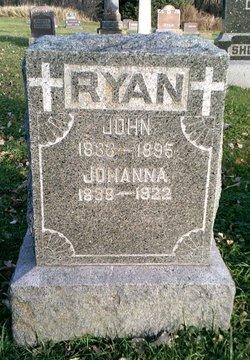 Johanna Sarah <i>Sheehan</i> Ryan