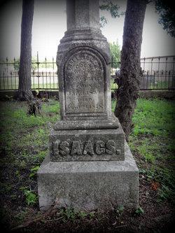 Alice Tyler <i>Brodnax</i> Isaacs
