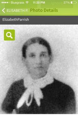 Elizabeth Betty <i>Parrish</i> Batten