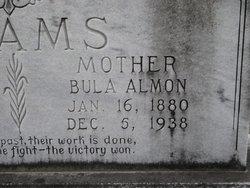 Bula <i>Almon</i> Adams