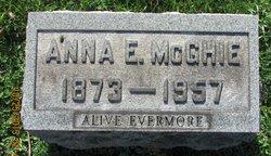 Anna E McGhie