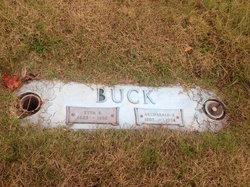 Etta Ethel <i>Lockhart</i> Buck