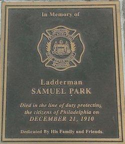 Samuel W Park