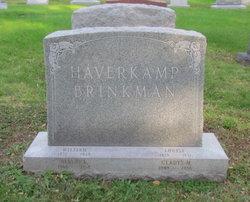 Gladys M. <i>Haverkamp</i> Brinkman