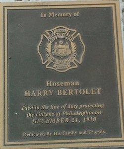 Harry Bertolet