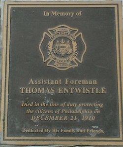 Thomas Entwistle