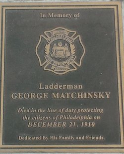 George W. Matchinskey